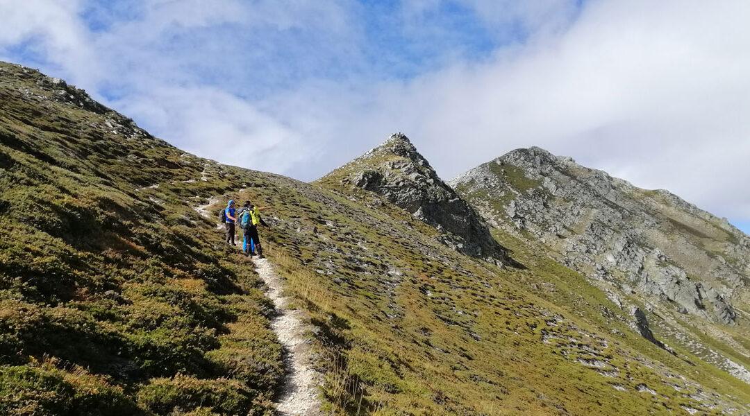Ruta 12-2021: Pico Nogales desde el Fielato (San Isidro)